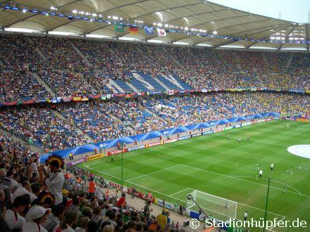 Volksparkstadion Hamburg Heute